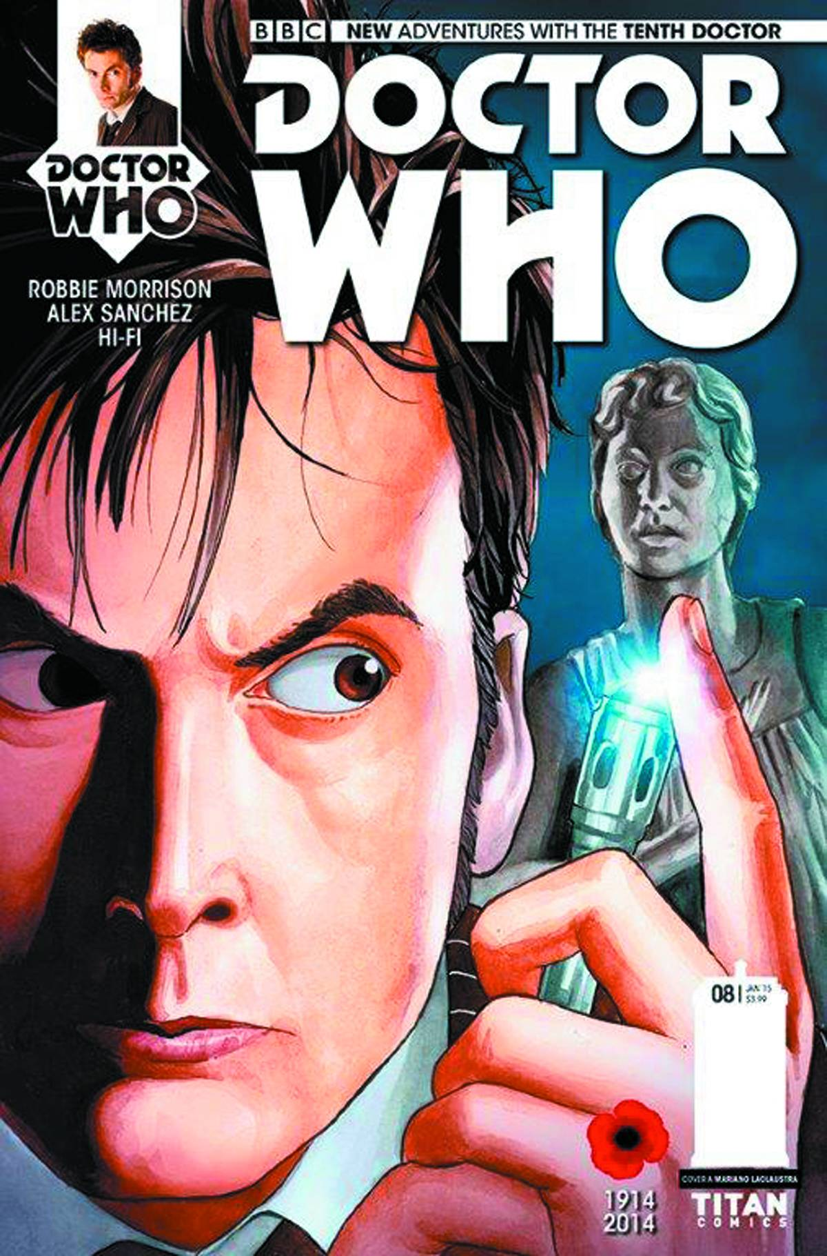 Doctor Who: The 10th Doctor #8