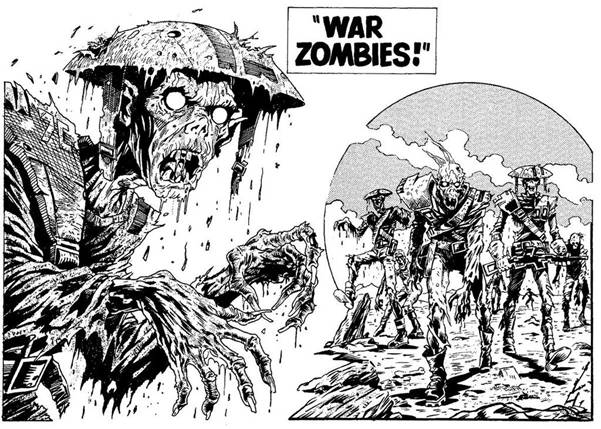 Bad Company: War Zombies