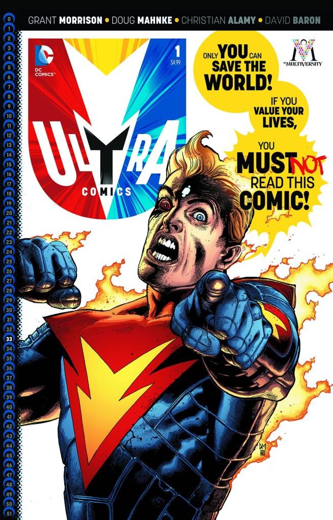 Multiversity Ultra Comics #1