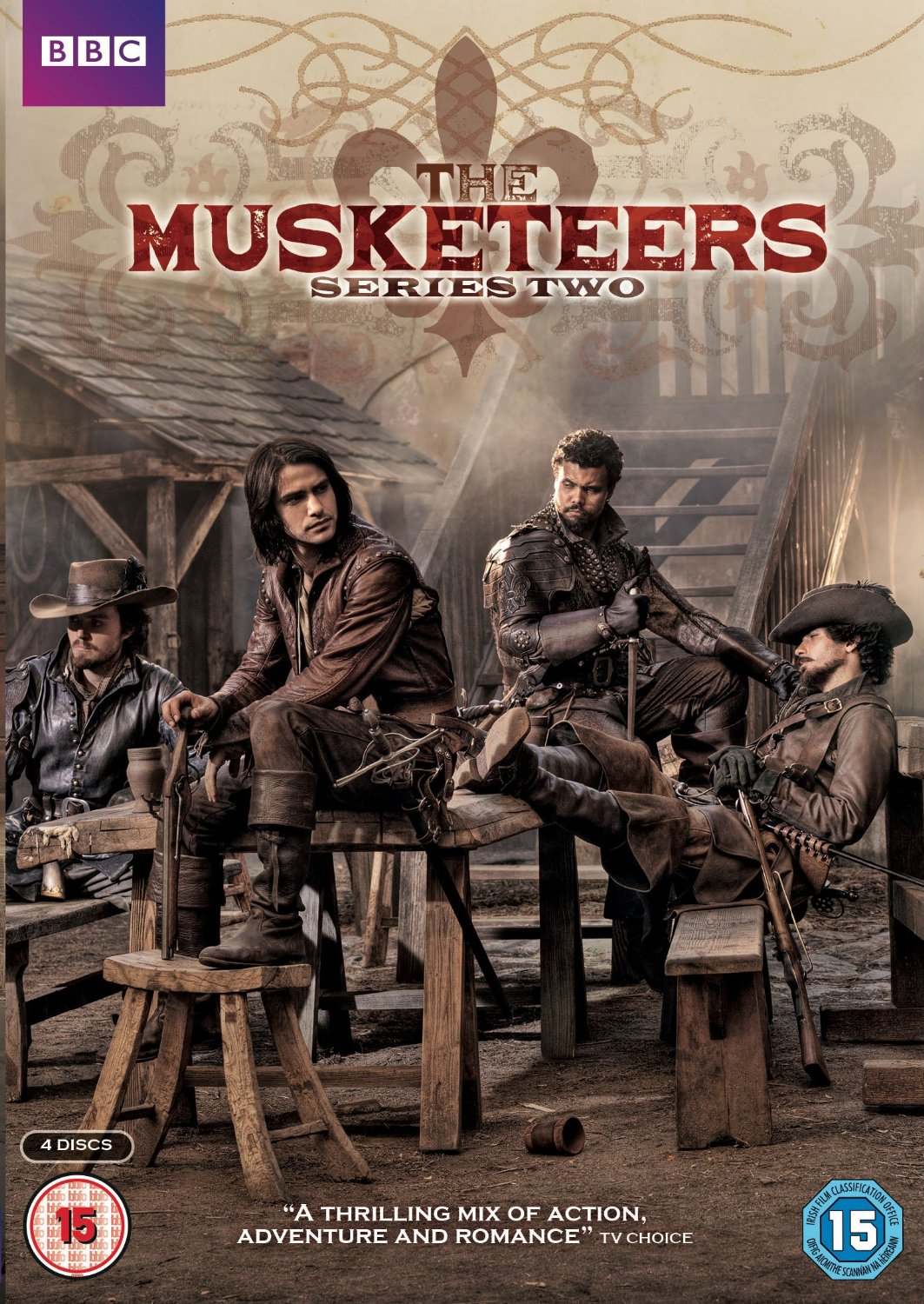 The Musketeers Series 2