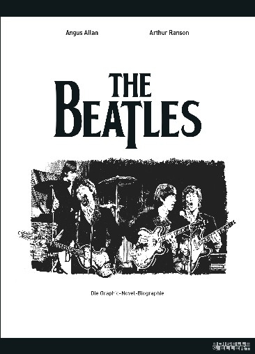 The Beatles Story - German Cover