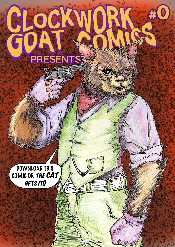 Clockwork Goat Comics #0