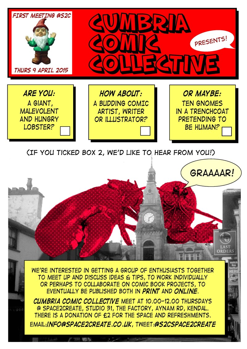 Cumbria Comic Collective