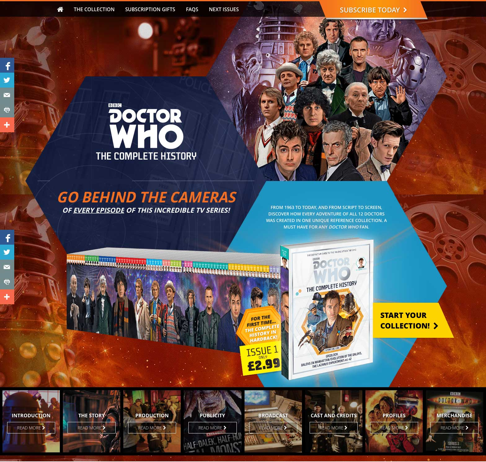 Doctor Who: The Complete History