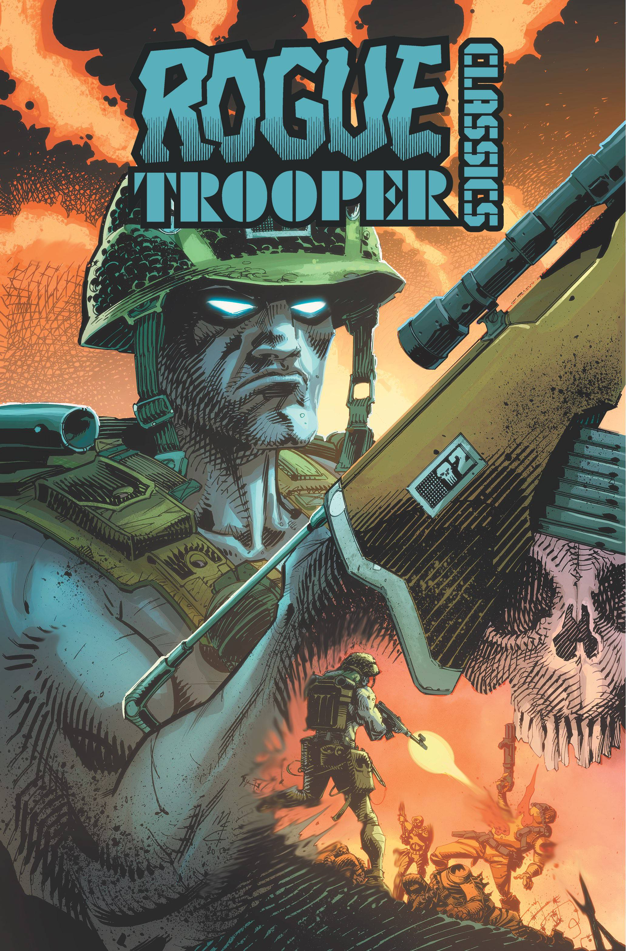 Rogue Trooper Classics Trade Paperback
