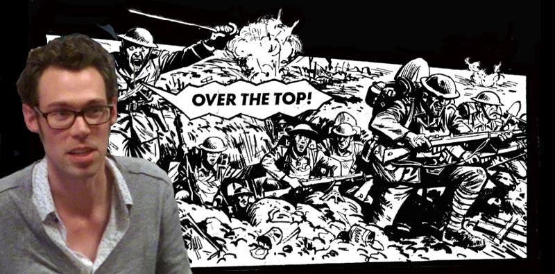Titan Editor Simon Ward: Over The Top