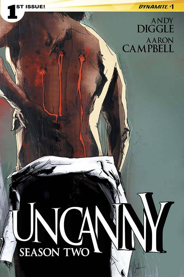 Uncanny Season 2 #1