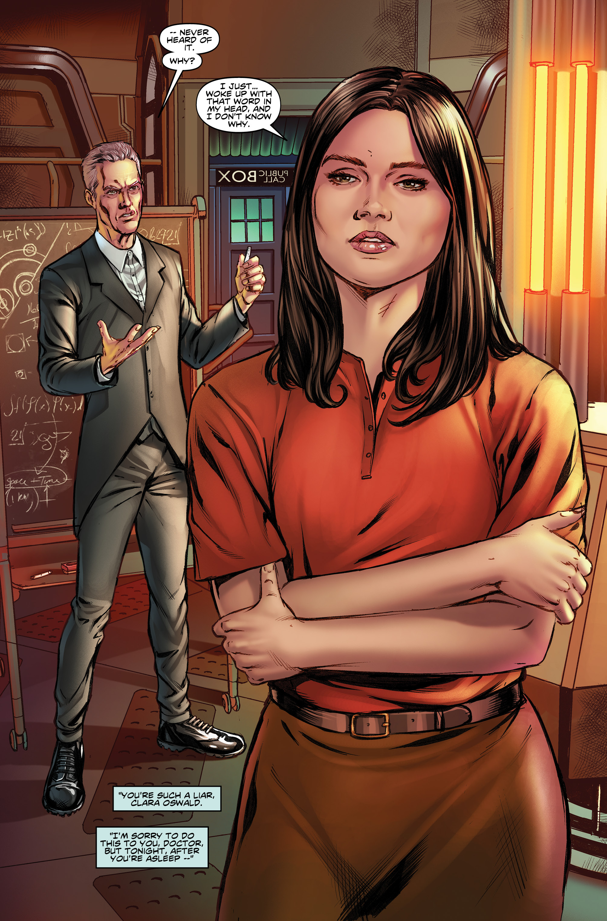 Doctor Who: Four Doctors #1 - Preview 6