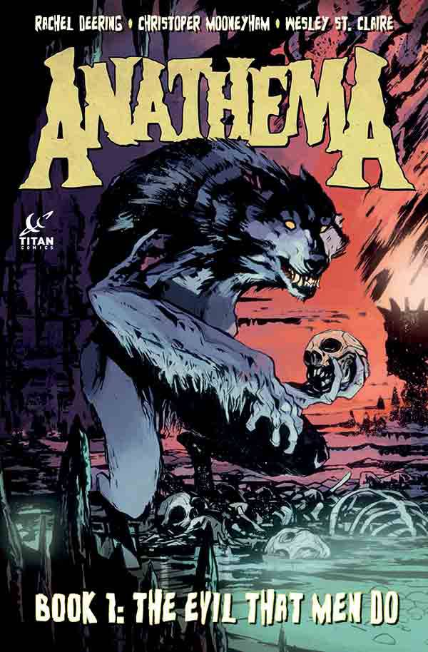 Anathema Graphic Novel Volume 1