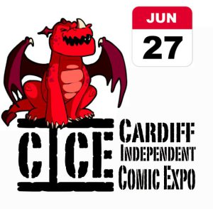 Cardiff Independent Comic Expo returns next month