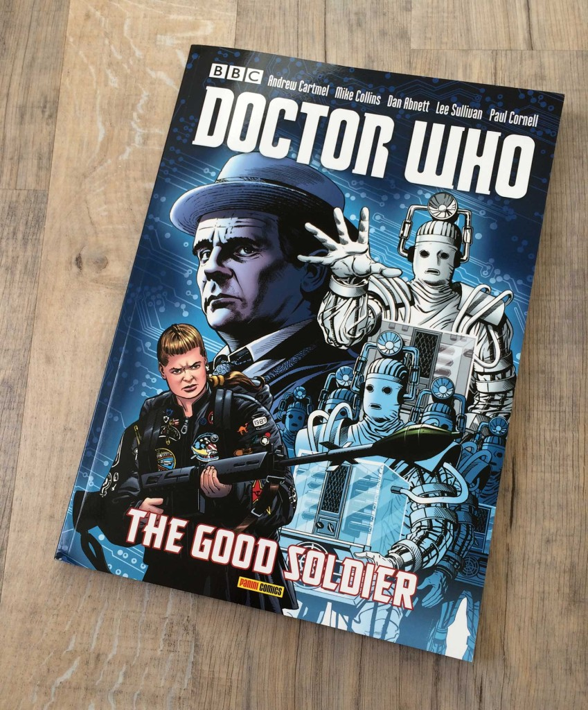 Doctor Who: The Good Soldier - Cover