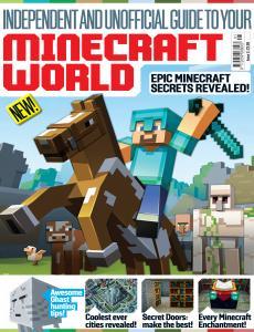 Minecraft Magazine Issue One