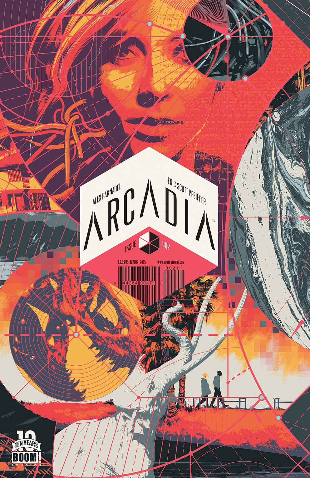 Arcadia #2 Cover A