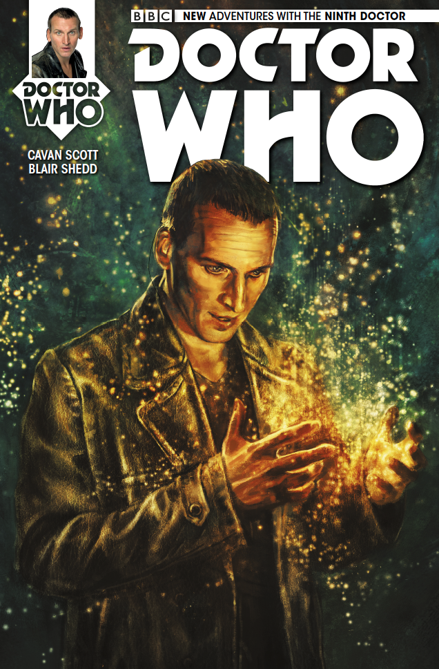 Doctor Who 9 #2 - CoverA