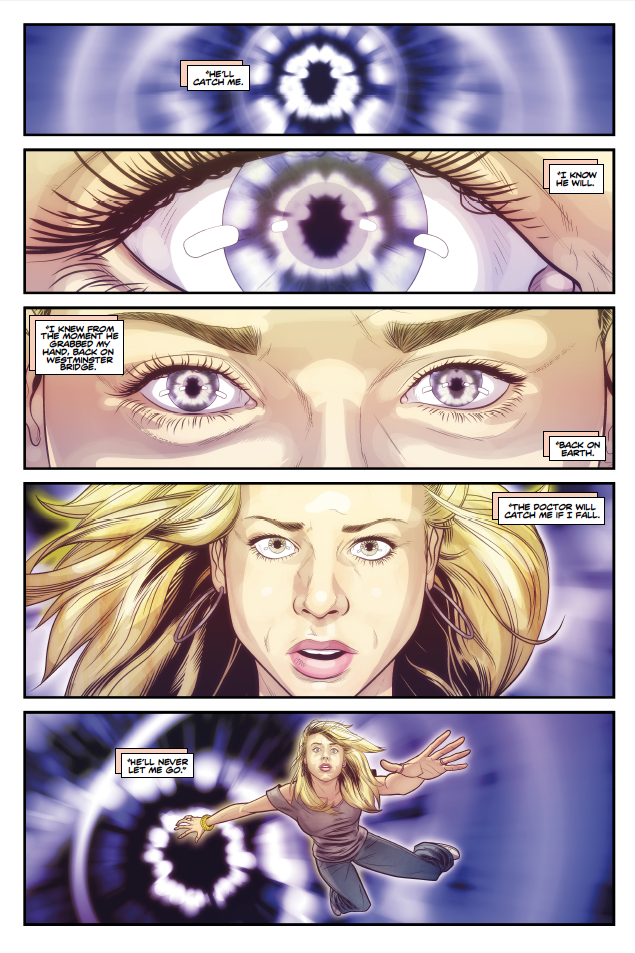 Doctor Who 9 #2 - Preview1