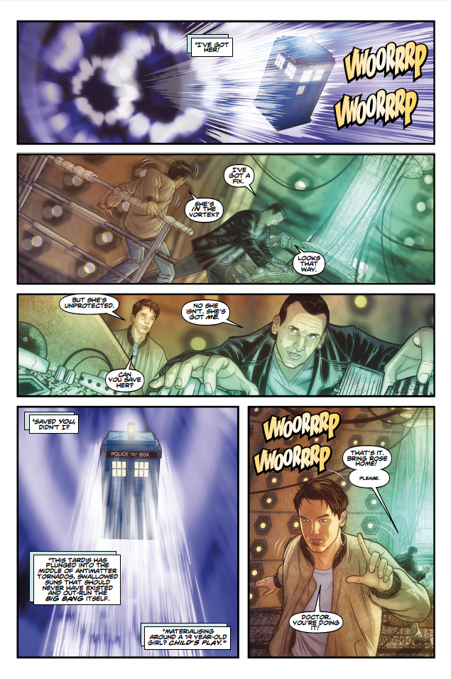 Doctor Who 9 #2 - Preview 2
