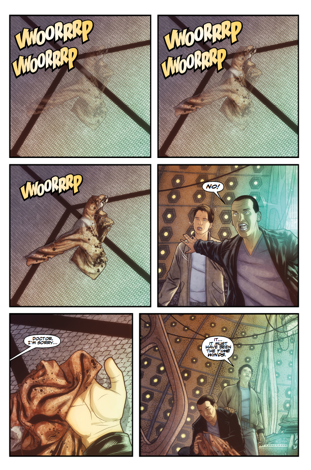 Doctor Who 9 #2 - Preview 3