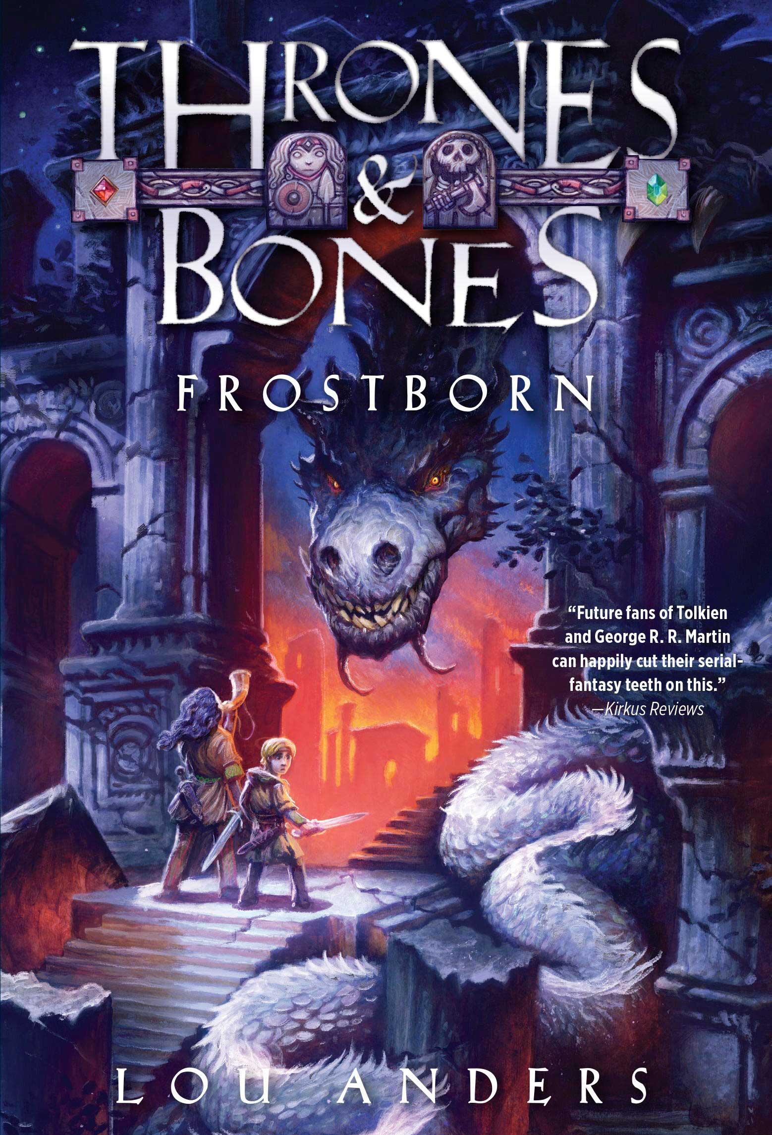 Thrones & Bones: Frostborn