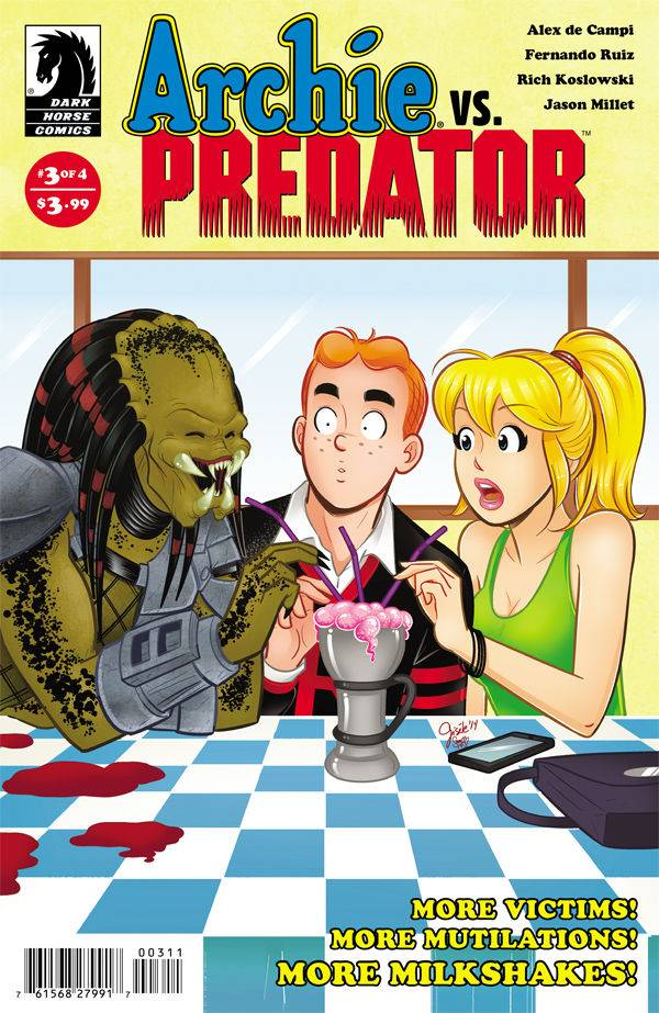 Archie Vs Predator #3