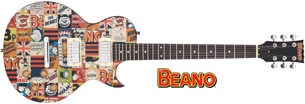 JHS The Beano Electric Guitar