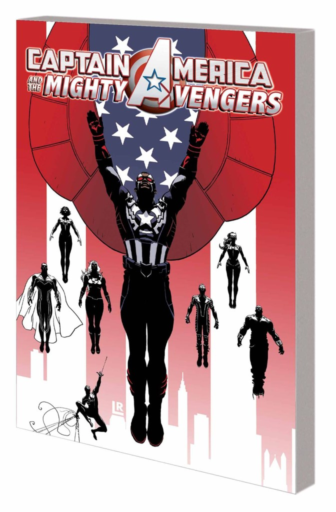 Captain America Mighty Avengers Trade Paperback Volume 1: Open For Business