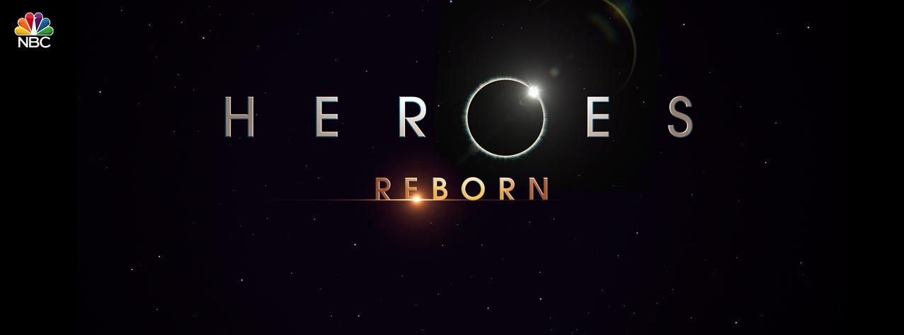 NBC Heroes Reborn Logo