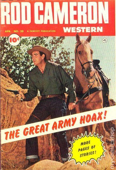 Rod Cameron Western #20