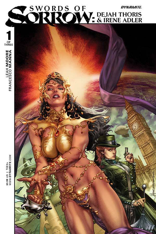 Swords Of Sorrow Thoris Adler #1