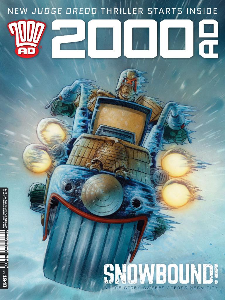 2000AD Prog 1940