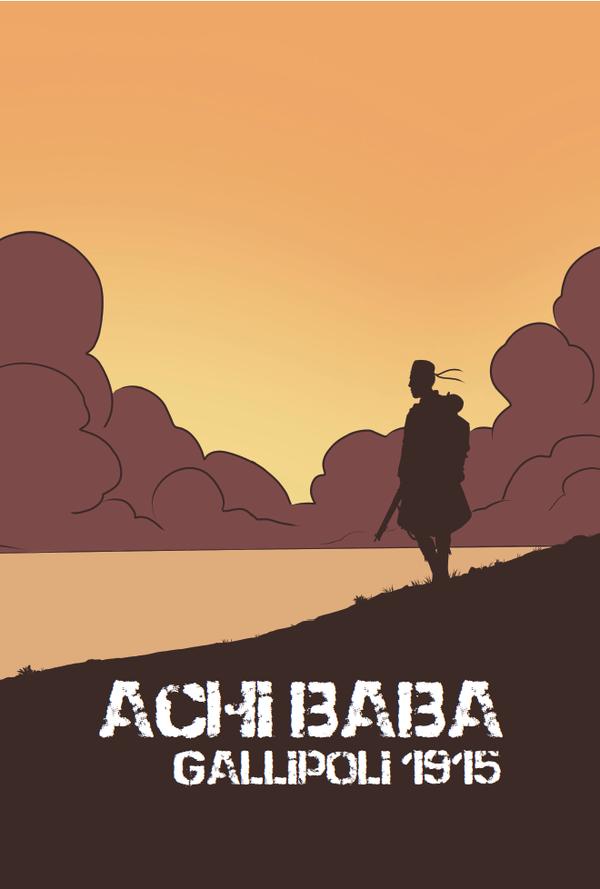Achi Baba - Cover