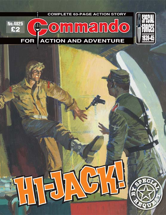 Commando No 4825 – Hi-Jack!