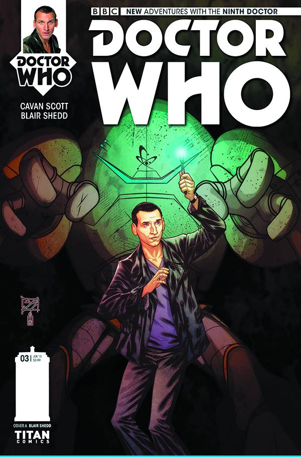Doctor Who 9th #3
