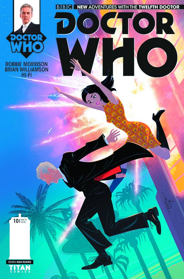 Doctor Who 12 #10 - Cover A