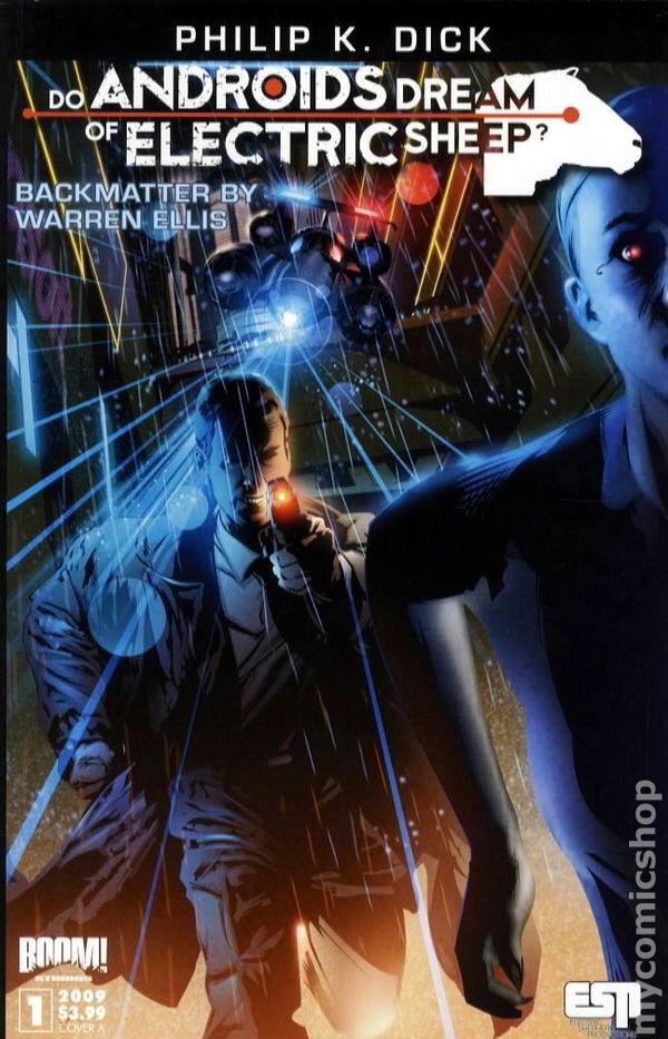 Do Androids Dream of Electric Sheep? #1 (Boom!)