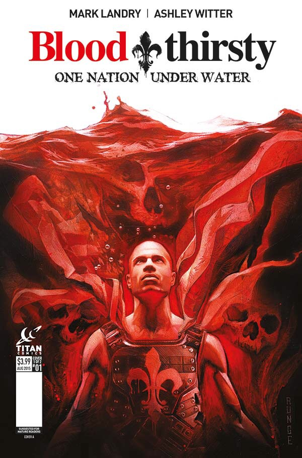 Bloodthirsty #1 - Cover