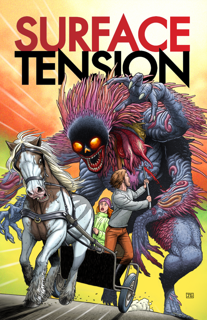 Surface Tension Issue Three