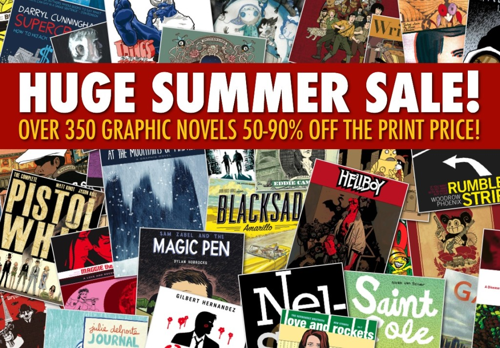 SEQUENTIAL Summer Sale Banner