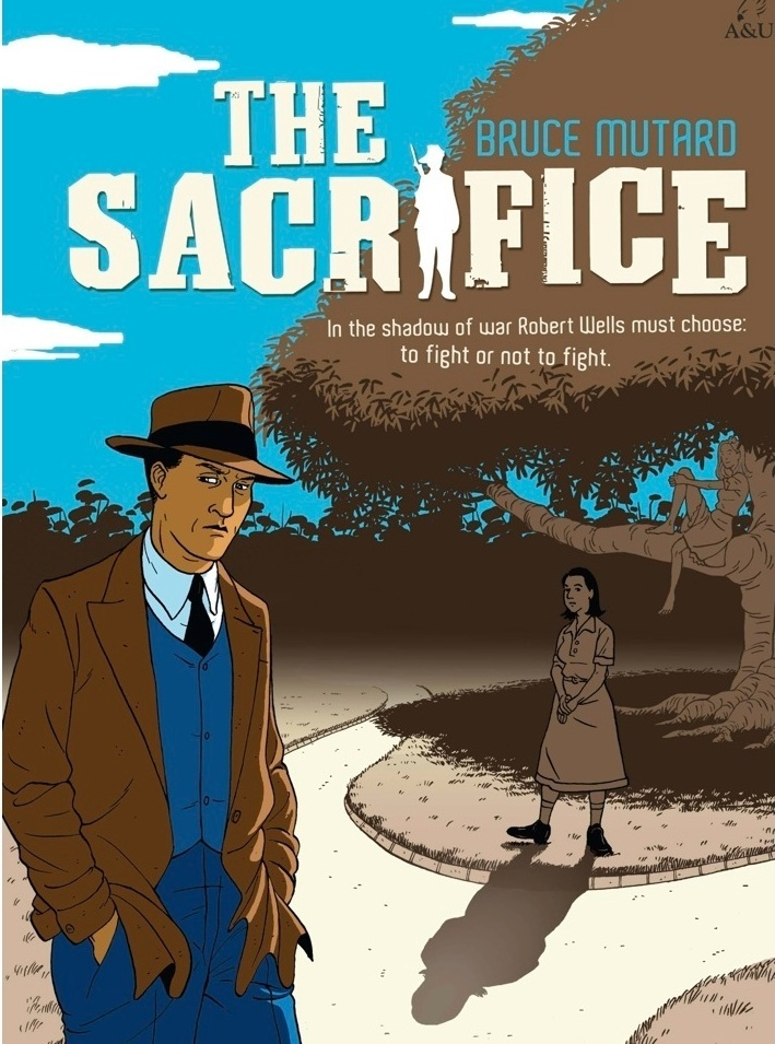 Bruce Mutard: The Sacrifice