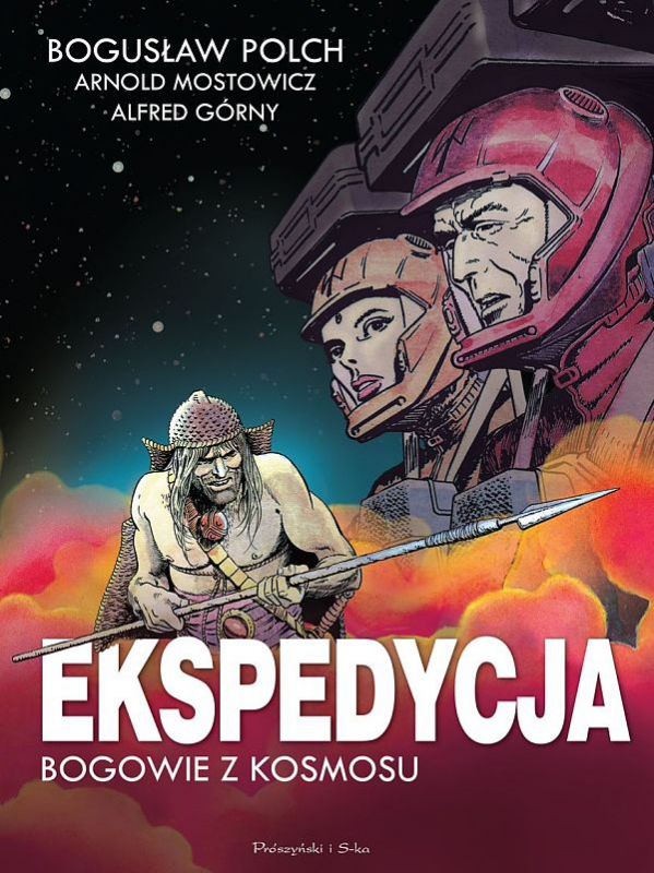 Exspedycja (Expedition) - Cover