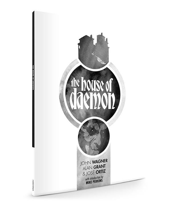 House of Daemon - Cover