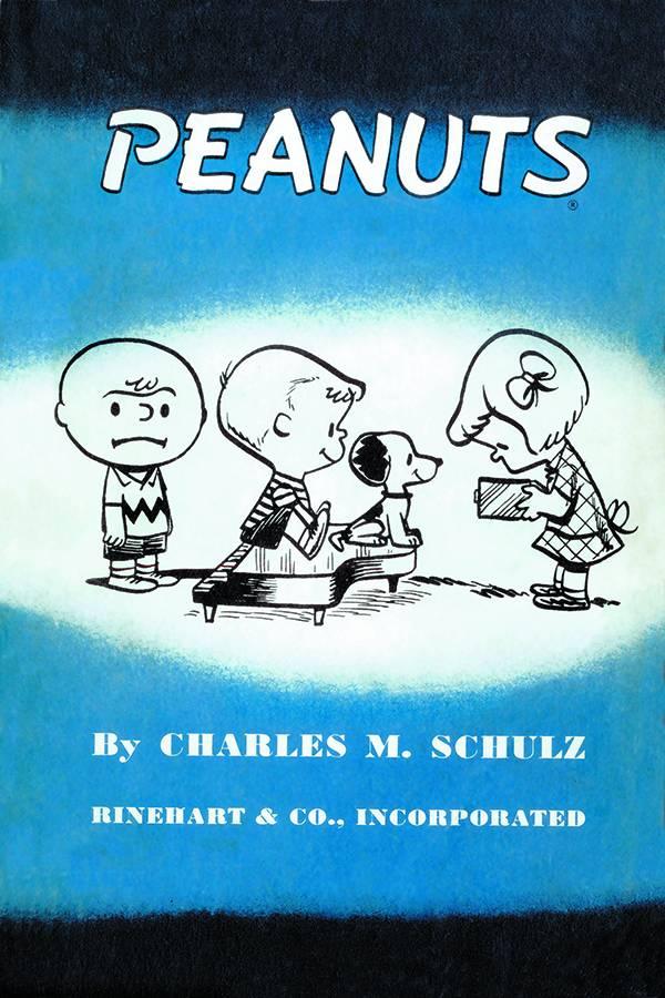 Peanuts Trade Paperback Volume 1 1950-1952
