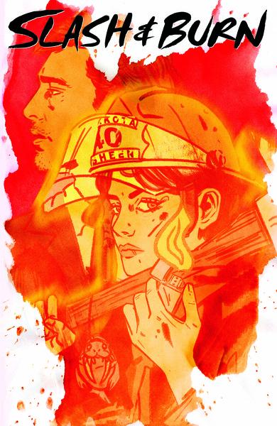 Slash & Burn - Cover by Tula Lotay