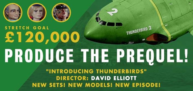 Thunderbirds 1965 Prequel Banner