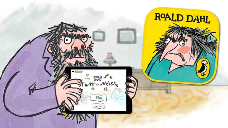 Roald Dahl App: Twit or Miss