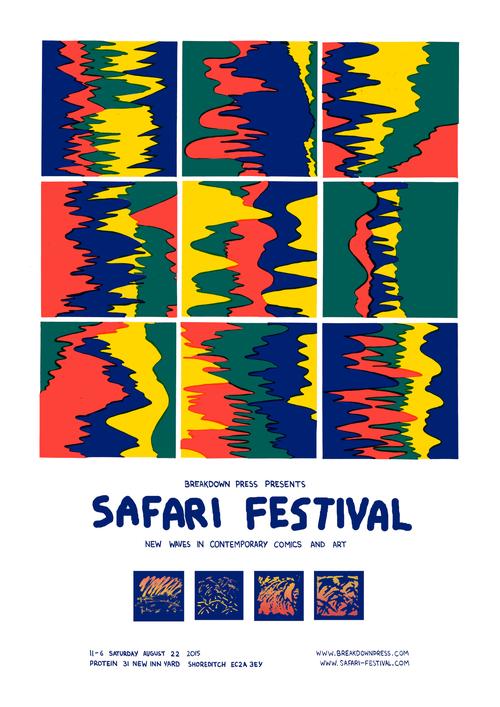 Safari Festival 2015