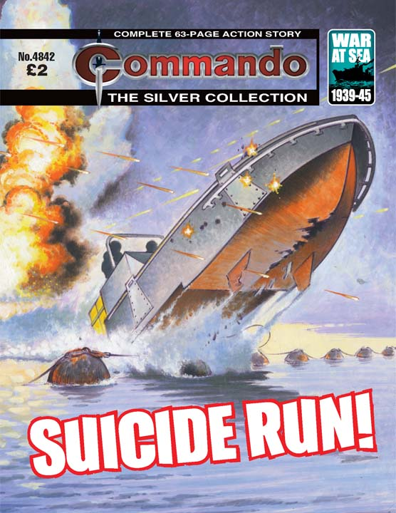 Commando No 4840 – Suicide Run