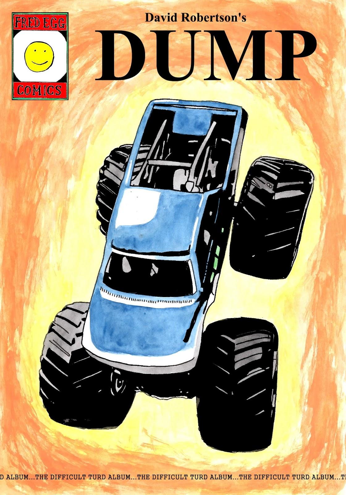 Dump #3 - Cover