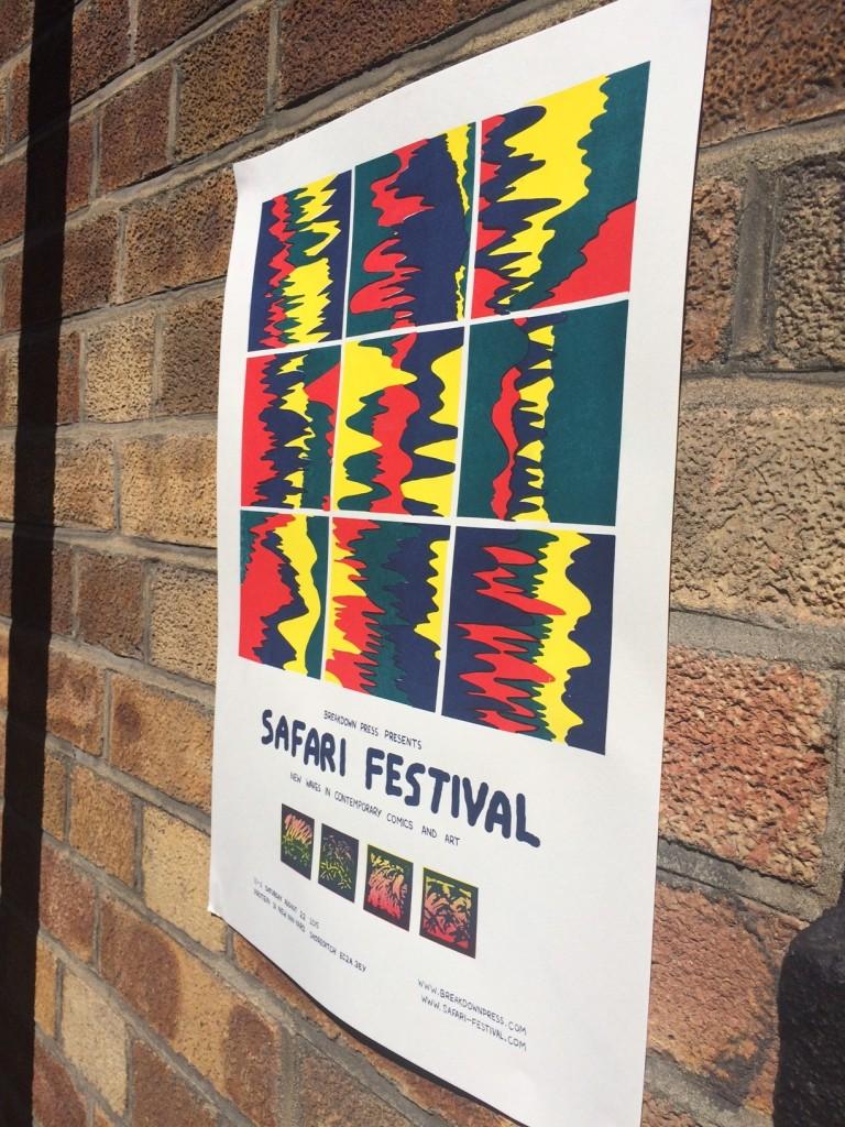 Safari Festival 2015 - Poster