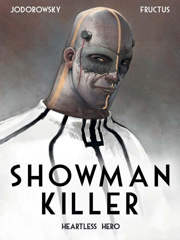 Snowman Killer: Heartless Hero - Cover