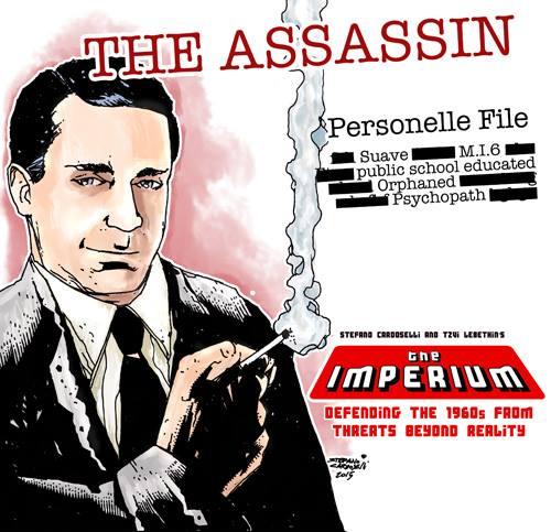 The Imperium Promo - Assassin